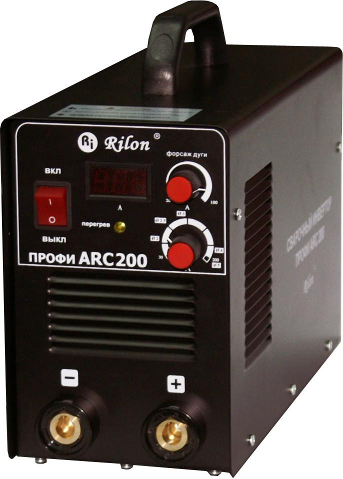 Сварочный инвертор ARC-200 Профи